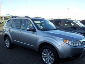 2013 Subarau Forester from McCurley Auto in Pasco